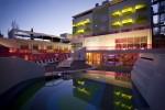 Архитектура | Карим Рашид | Отель Semiramis