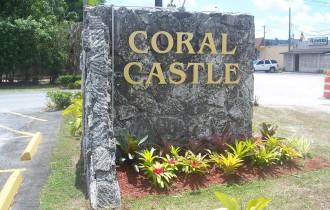 Коралловый замок: история окаменевшей любви