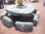Архитектура | Коралловый Замок | Каменный стол
