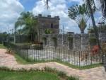 Архитектура | Коралловый Замок | Башня замка, вес 243 тонны