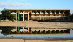 Архитектура | Ле Корбюзье | Дворец Юстиции, Чандигарх, Индия