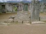Архитектура | Мачу-Пикчу | Инкская чакана, Храма трех окон