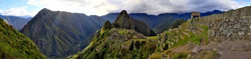Мачу-Пикчу: последнее пристанище инков