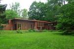 Архитектура | Фрэнк Ллойд Райт | Серия «Дома Прерий» | Дом Джекобса, Мэдисон, США