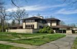 Архитектура | Фрэнк Ллойд Райт | Серия «Дома Прерий» | Дом Уиллитса, Чикаго, США