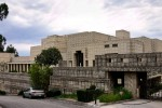 Архитектура | Фрэнк Ллойд Райт | Ennis House, Лос-Фелис, США