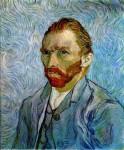 Живопись   Винсент ван Гог   Автопортрет, 1889