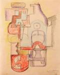 Живопись | Ле Корбюзье | Натюрморт, 1926
