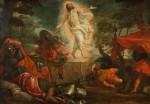 Живопись | Паоло Веронезе | Воскресение Христа, около 1575