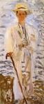 Живопись | Рихард Герстль | Portrait of Alexander von Zemlinsky, 1907