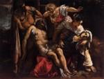 Живопись | Тинторетто | Снятие с креста, около 1560