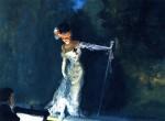 Живопись | Эверетт Шинн | Revue, 1903