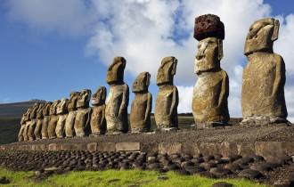 Остров Пасхи: Территория забвения