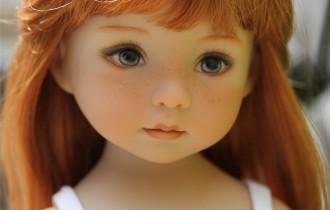 Диана Эффнер и её необычные куклы