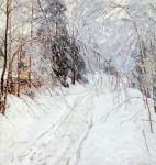 Живопись | Алдро Хиббард | Ice Storm