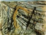 Живопись | Ансельм Кифер | Your Golden Hair, Margarethe, 1981