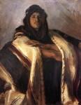Живопись | Джон Сингер Сарджент | Bedouin Chief, 1905-06