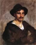 Живопись | Джон Сингер Сарджент | Gondolier, 1905