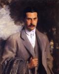 Живопись | Джон Сингер Сарджент | John Ridgely Carter, 1901