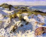 Живопись | Джон Френч Слоун | Dunes at Annisquam, 1914