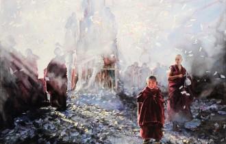 Лю Юншень. Акварельный маэстро
