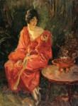 Живопись | Роберт Льюис Рид | Morning Reflections, 1910