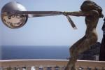 Скульптура | Лоренцо Куинн | Сила Природы