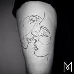 Татуировка | Мо Ганджи