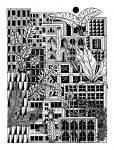 Графика | Lida Litle | City