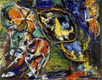 Живопись | Асгер Йорн | Loss of Centre, 1958