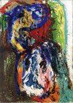 Живопись | Асгер Йорн | Untitled, 1958g