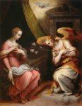 Живопись | Джорджо Вазари | The Annunciation, 1567