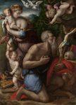 Живопись | Джорджо Вазари | The Temptation of St. Jerome