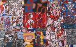Живопись | Жан Дюбюффе | Les Vicissitudes, 1977