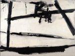 Живопись | Франц Клайн | Number 2, 1954