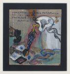 Живопись | Эльза фон Фрейтаг-Лорингофен | Forgotten Like this Parapluice am I by You – Faithless Bernice, 1924
