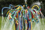 Инсталляция | Бертран Лавье | Fountain, 2014