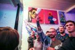 Репортаж | Стрит-арт аукцион Artoholics | Фото @ annshahova