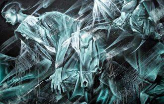 Li-Hill – микс стрит-арта и классического искусства