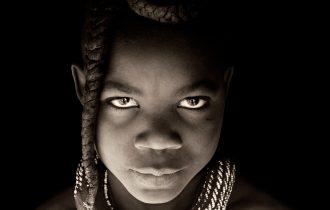 Джон Кенни и его африканские портреты