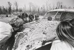 Перформанс | Аллан Капроу |  Девушки слизывают джем с автомобиля, 1964