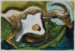 Живопись | Артур Доув | Study for Goat, 1934