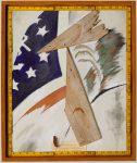 Живопись | Артур Доув | Portrait of Ralph Dusenberry, 1924