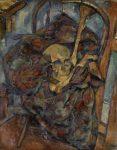 Живопись | Аршил Горки | Натюрморт с черепом, 1927