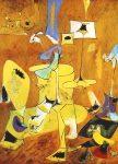 Живопись | Аршил Горки | Обручение II, 1947
