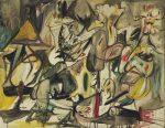 Живопись | Аршил Горки | Лист Артишока, 1944
