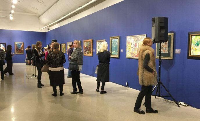 Экспозиции в Новом Манеже