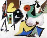 Живопись | Аршил Горки | Composition, 1936-39