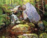 Живопись | Джон Эннекинг | Forest Spring