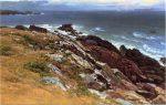 Живопись | Джон Эннекинг | Ogunquit, Maine, 1900